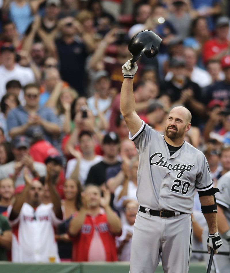 """Kevin Youkilis: """"Trust me, there's no way that was meant to say my heart is in Boston or anything like that. My heart is here with the Yankees."""""""