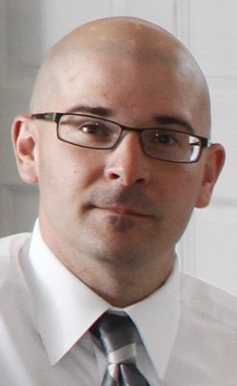 Anthony Ronzio, the director of news and new media for the Bangor Daily News