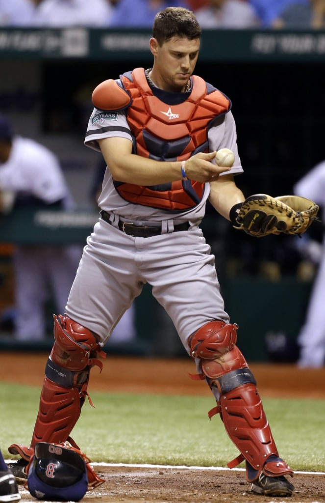 Ryan Lavarnway will most likely be in Pawtucket this season, but Boston might want him to get some big-league experience.