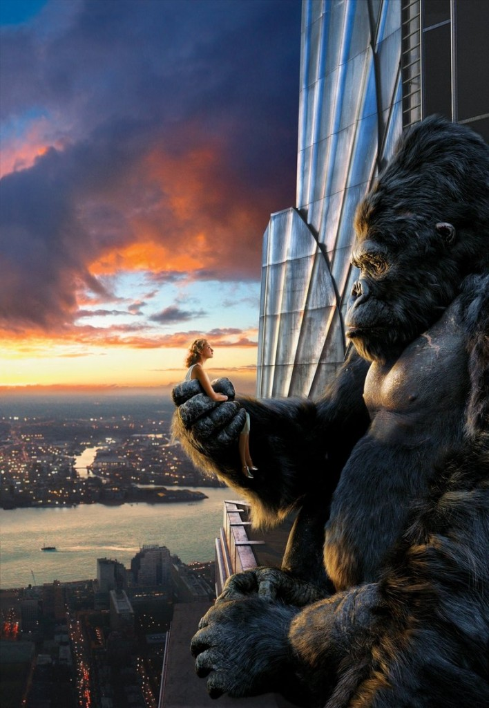 "Eric Saindon's resume also includes work on Peter Jackson's ""King Kong."""