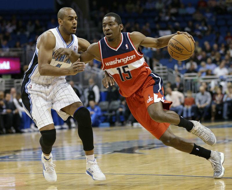 Jordan Crawford, who fell into disfavor with the Washington Wizards despite sometimes prolific scoring, was sent to the Boston Celtics prior to the NBA trade deadline Thursday.