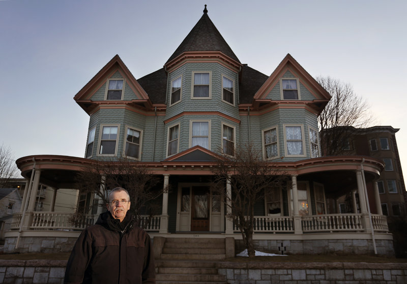 "Daniel Haley Jr., a lifelong resident of Munjoy Hill, bought his current home on the Eastern Promenade in 1995. The Hill developed a ""rough reputation"" in the '70s and '80s, he said."
