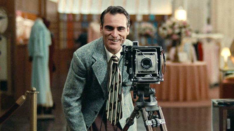 "Joaquin Phoenix in ""The Master."""