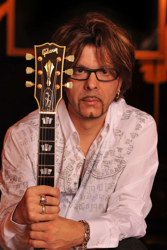 Blues guitarist Johnny A is at One Longfellow Square in Portland on Saturday.