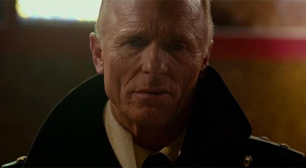 """Ed Harris plays a Soviet submarine skipper in the Cold War-era thriller """"Phantom."""""""