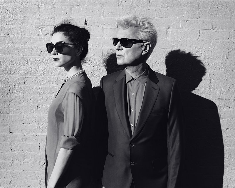 David Byrne and St. Vincent will perform on June 21 at the State Theatre in Portland. Tickets go on sale Friday.