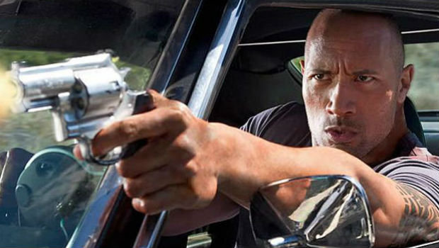 """Dwayne Johnson is a force to be reckoned with in """"Snitch."""""""