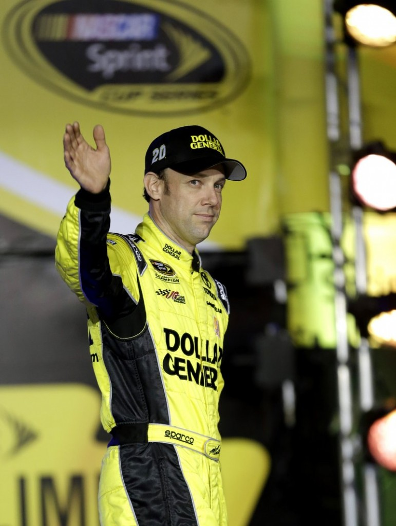 Matt Kenseth, one of the top drivers for the Joe Gibbs Racing team, led the Daytona 500 for 86 laps but was foiled by engine trouble.