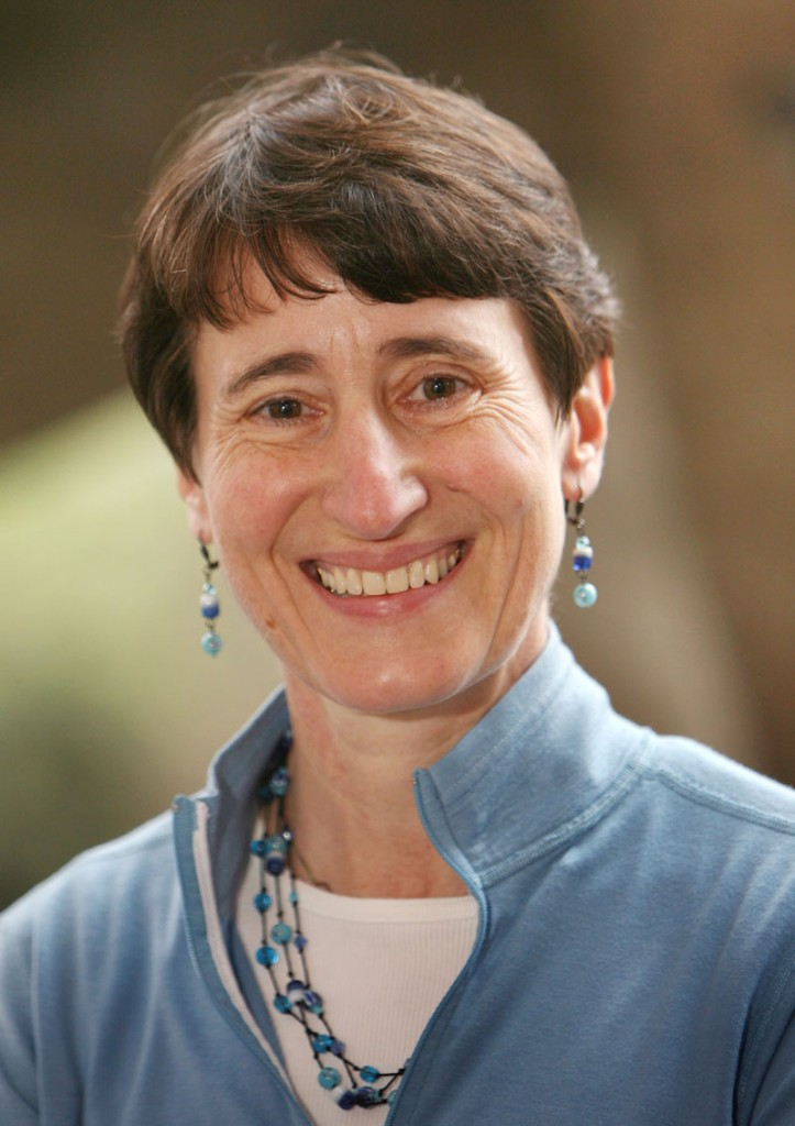Recreational Equipment, Inc. (REI) CEO Sally Jewell at REI's Seattle flagship store in 2006. An administration official says President Obama has plans to announce the nomination of Jewell to secretary of Interior.