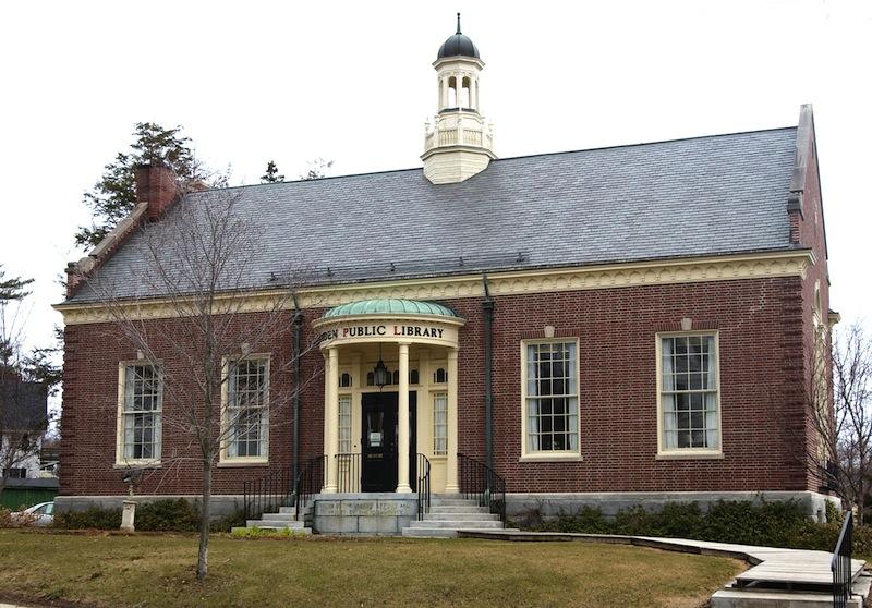 Camden Public Library Gordon Chibroski