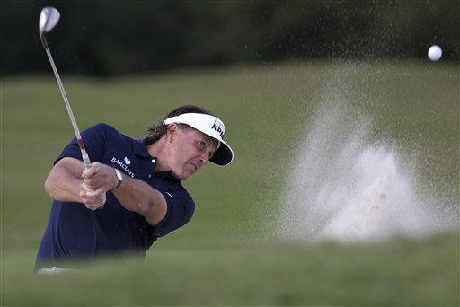 Golf champion Phil Mickelson drew attention in January after saying he would make some