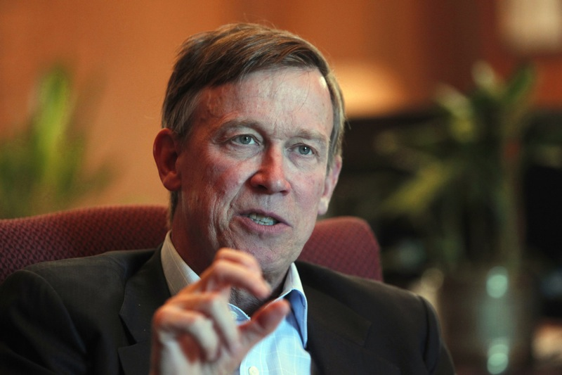 Colorado Gov. John Hickenlooper will sign legislation Wednesday that sets limits on ammunition magazines and expands background checks for firearms, marking a Democratic victory in a state where gun ownership is a treasured right and Second Amendment debate has played out in the wake of two mass shootings.