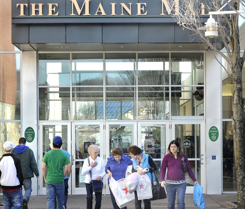 South Portland won the latest challenge of its tax assessment on the Maine Mall this week after the mall's owners failed to turn over their own appraisals of the property.