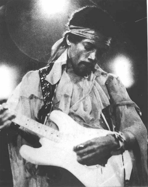 Jimi Hendrix: