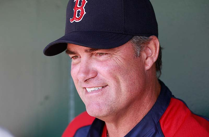Boston Red Sox Manager John Farrell warns to not discount the injury-plagued Yankees in the AL East this season.