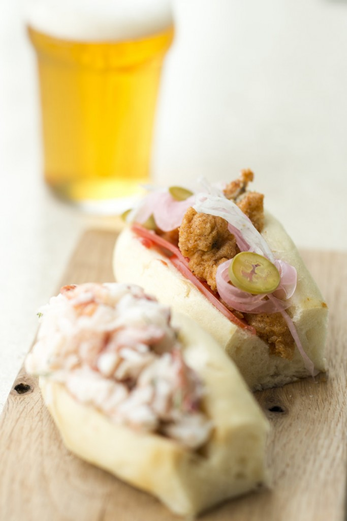 """Shannon Bard, chef/owner of Zapoteca Restaurante Y Tequileria in Portland, loves the fried oyster bun at Eventide Oyster Co. in Portland. """"The taste combination was comforting and completely unexpected."""""""