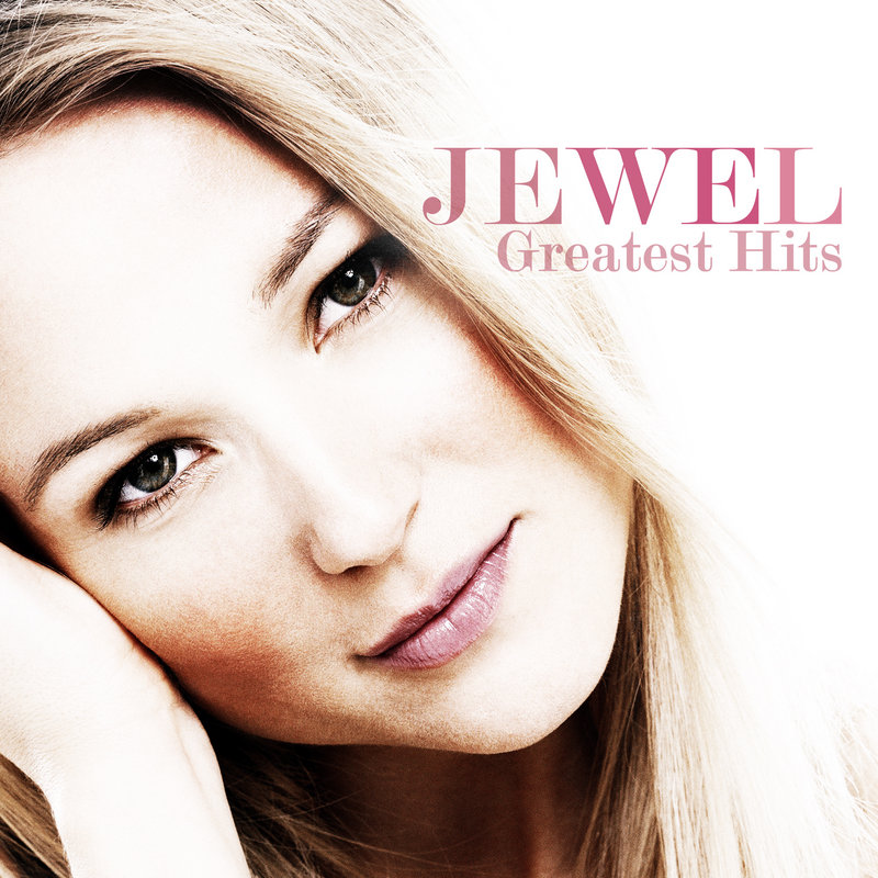 """For her """"Greatest Hits"""" album, which was released Tuesday, Jewel re-recorded some of her best-known songs."""