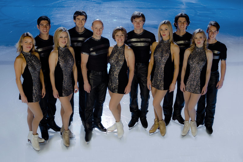 """""""Stars on Ice"""" cast members expected to take to the ice in Portland."""