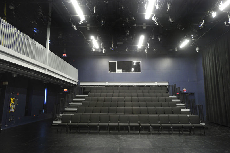 The Performance Space.