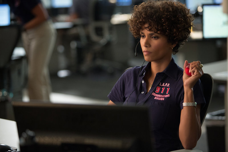"""Halle Berry portrays a veteran 911 operator who must confront a killer from her past in """"The Call."""""""