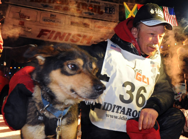 Father knew best this time around, as 53-year-old Mitch Seavey and his dogs won the Iditarod Trail Sled Dog Race, one year after his son Dallas mushed his pups to a win.