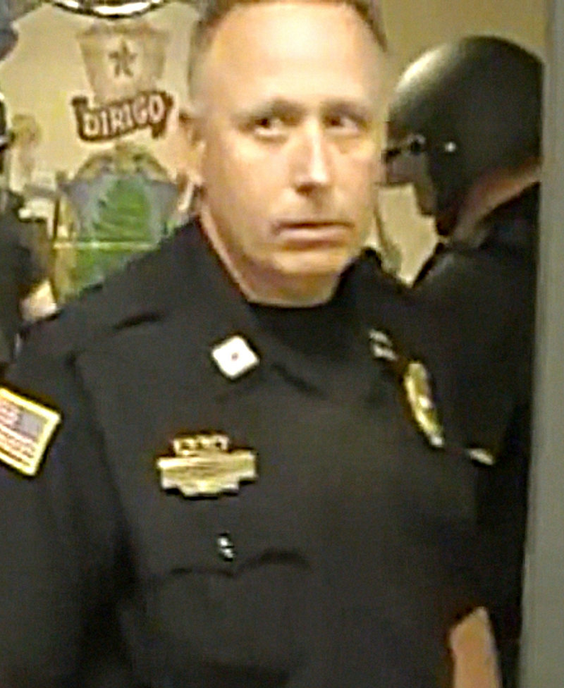 Capt. Shawn Welch, in an interview with an investigator: