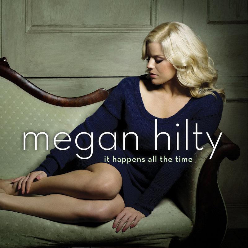 Megan Hilty's new album.
