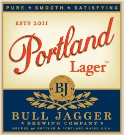 Portland Lager was the first of four brews produced by Bull Jagger since it started operating in late 2011.