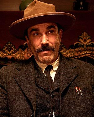 """Daniel Day Lewis in """"There Will Be Blood"""""""