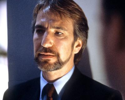 """Alan Rickman in """"Die Hard"""""""
