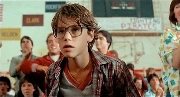 "Corey Haim in ""Lucas"""