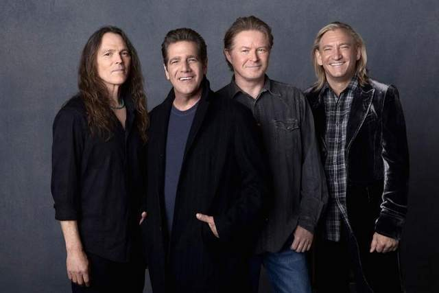 The Eagles are scheduled to perform July 19 at the Comcast Center in Mansfield, Mass. Tickets go on sale Thursday.