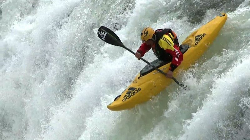 The Reel Paddling Film Festival, a traveling show of some of the world's best paddling films, comes to Hannaford Hall at the University of Southern Maine in Portland at 7 p.m. Friday.