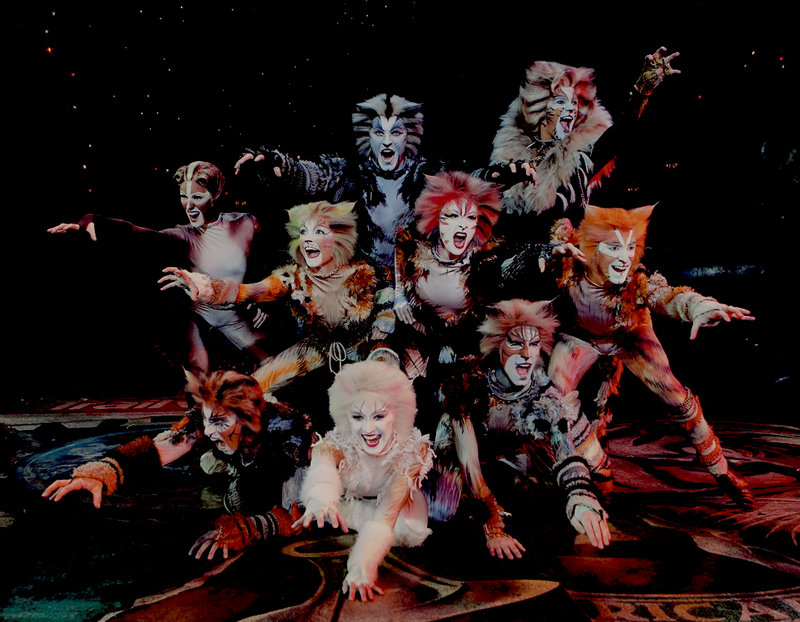 """Unique for many reasons, """"Cats"""" also stands apart in that there is no script – it's based on T.S. Eliot poems set to music."""