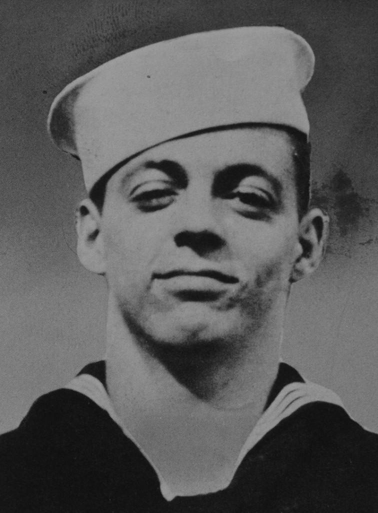 Crew member Edward Albert Johnson.