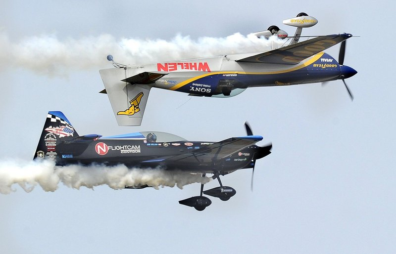 About 40,000 people attended last year's Great State of Maine Air Show.
