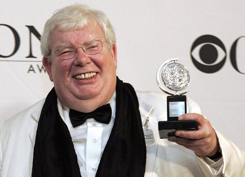 Richard Griffiths, 65, died Thursday of complications following heart surgery.
