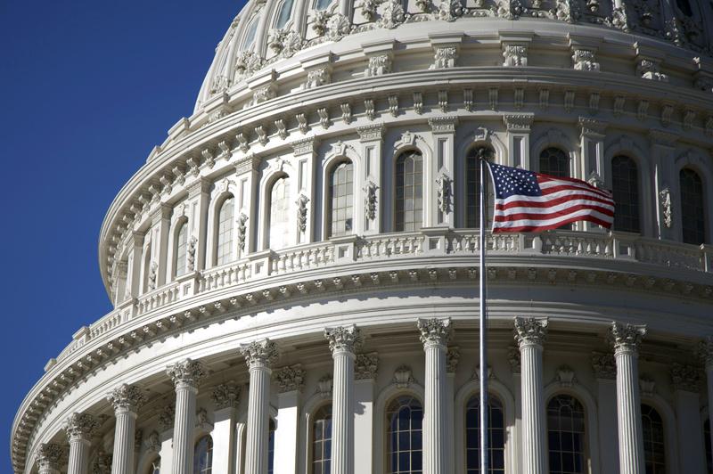 The U.S. Capitol in Washington.