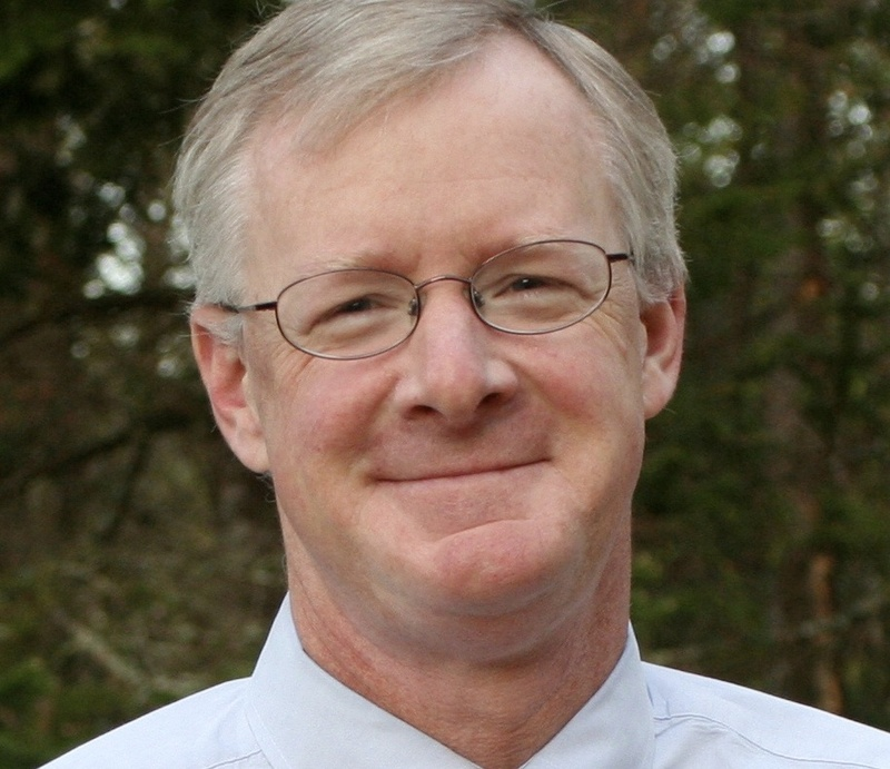 State Sen. Dick Woodbury, I-Yarmouth