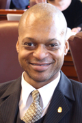 Craig Hickman of Winthrop, Democratic representative of House district 82 (2012 file photo).