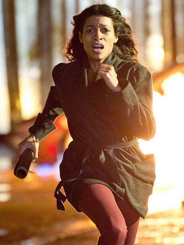 """Rosario Dawson plays a hypnotherapist who gets involved in an effort to recover a lost painting in """"Trance."""""""