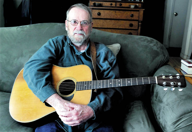 Musician Stan Keach, of Rome, has recorded a song titled