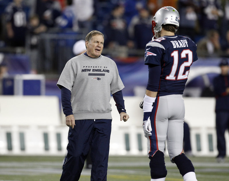 Five of the Patriots 16 games will be against teams that had winning records last season.