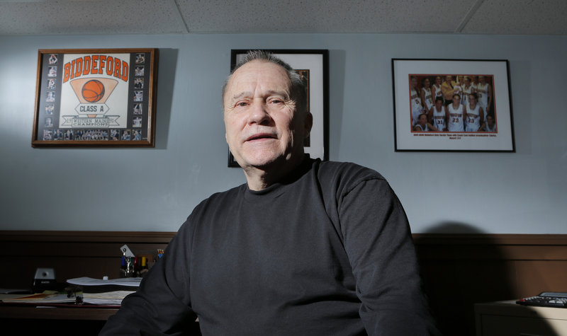 Ron Cote, one of Maine's most highly respected basketball coaches during a career that dates back to 1973, resigned last month after just one season as coach of the Scarborough High's girls' team.