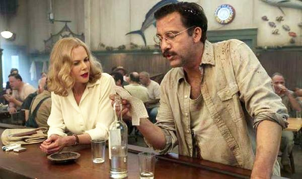 """Nicole Kidman and Clive Owen in """"Hemingway & Gellhorn."""""""