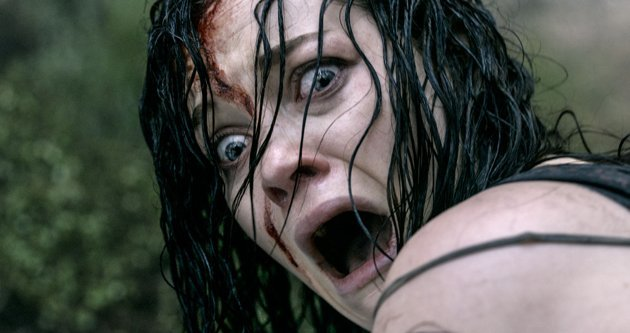 """Jane Levy in """"Evil Dead,"""" a remake of Sam Raimi's 1981 cult classic """"The Evil Dead."""""""