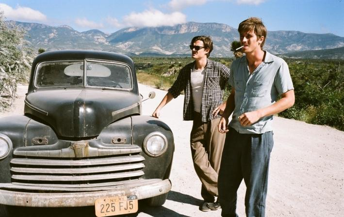 """Garrett Hedlund and Sam Riley in """"On the Road,"""" based on the classic Beat novel by Jack Kerouac."""