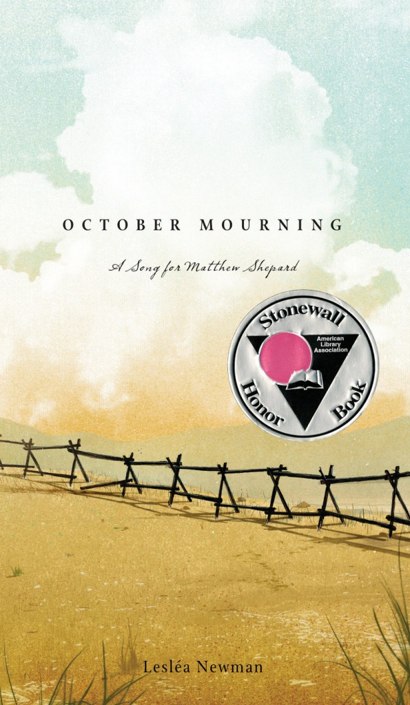 """October Mourning"" was written to honor the legacy of Matthew Shepard."