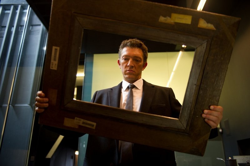 """Vincent Cassel in a scene from """"Trance."""""""