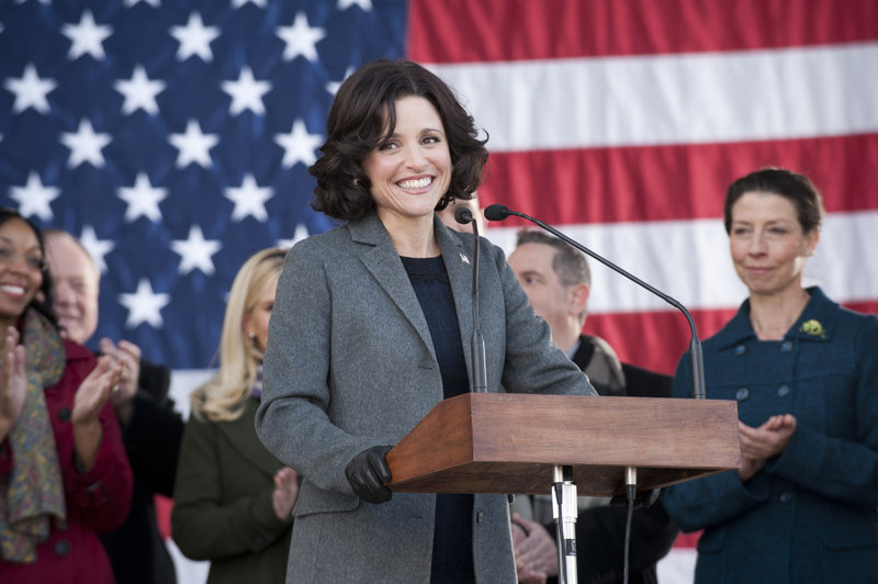 """Julia Louis-Dreyfus won an Emmy in 2012 for her performance in HBO's """"Veep."""""""